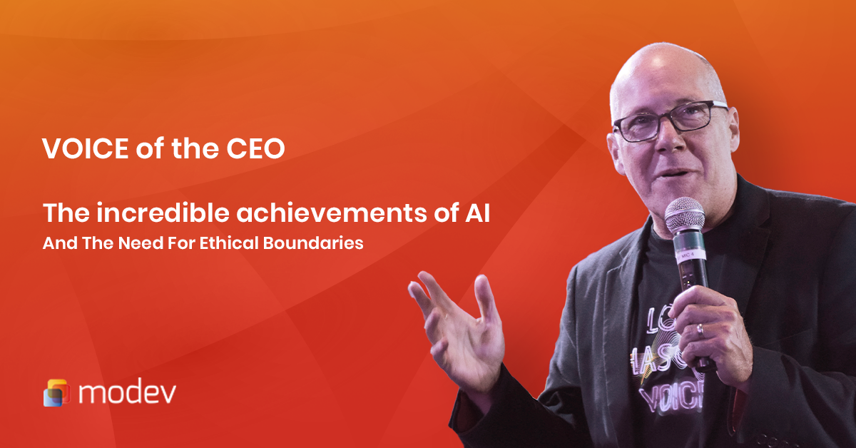 The incredible achievements of AI and the need for ethical boundaries
