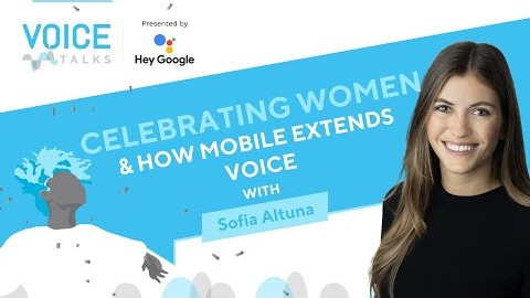Celebrating Women & How Mobile Extends Voice