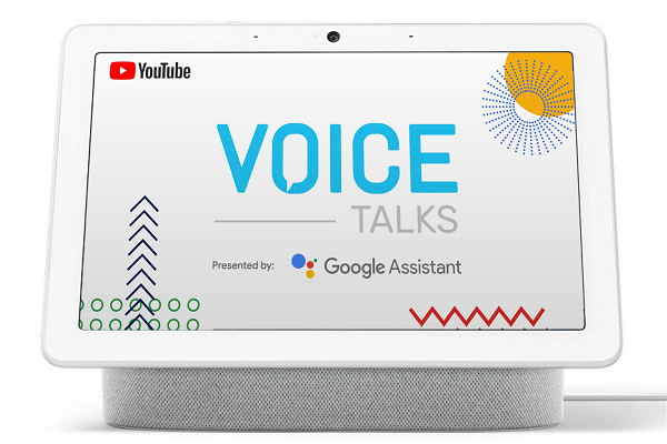 Modev and Google Assistant Partner to Livestream VOICE Talks Series