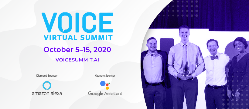 In Case You Missed It: VOICE Summit 2020
